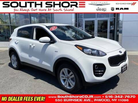 2018 Kia Sportage for sale at South Shore Chrysler Dodge Jeep Ram in Inwood NY