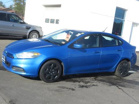 2015 Dodge Dart for sale at Price Auto Sales 2 in Concord NH