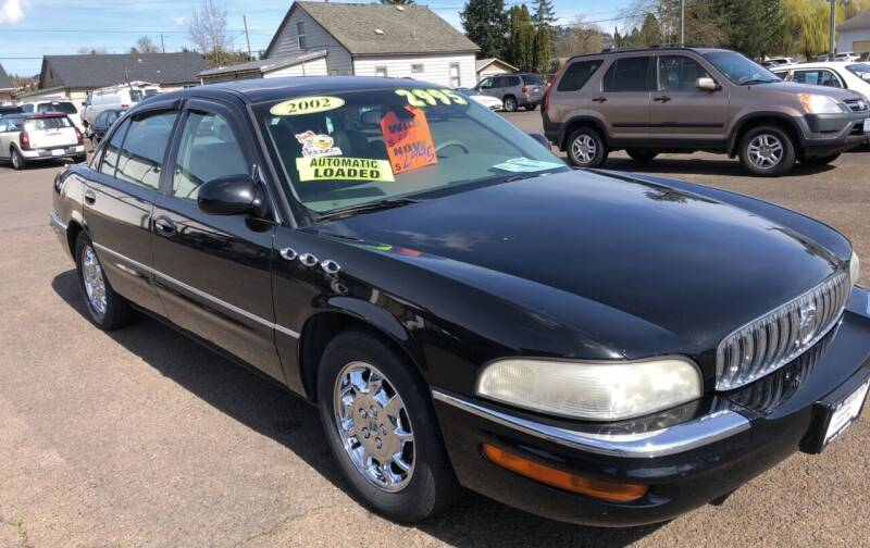 2002 Buick Park Avenue for sale at Freeborn Motors in Lafayette, OR