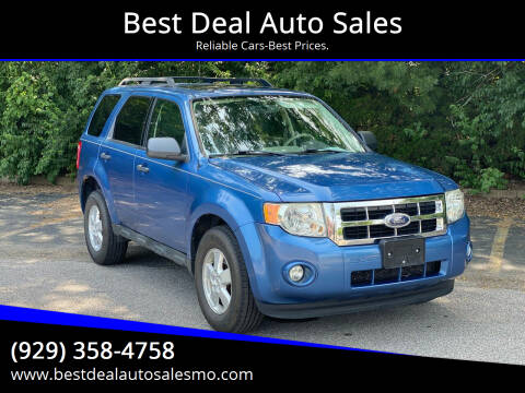 2009 Ford Escape for sale at Best Deal Auto Sales in Saint Charles MO