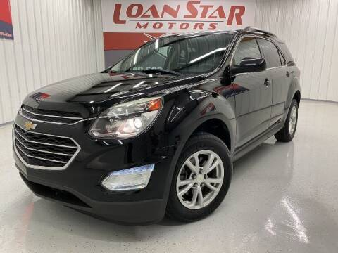 2016 Chevrolet Equinox for sale at Loan Star Motors in Humble TX