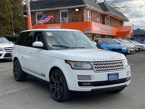 2014 Land Rover Range Rover for sale at Bloomingdale Auto Group in Bloomingdale NJ