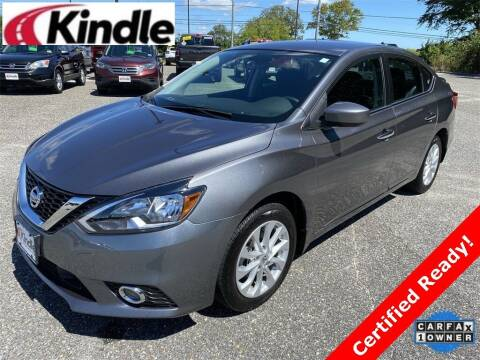 2019 Nissan Sentra for sale at Kindle Auto Plaza in Cape May Court House NJ