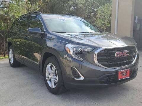 2018 GMC Terrain for sale at Jeff's Auto Sales & Service in Port Charlotte FL