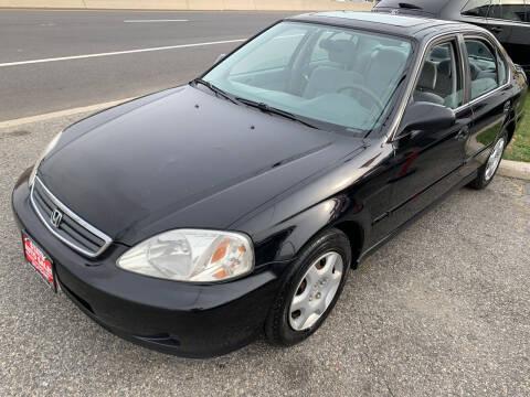2000 Honda Civic for sale at STATE AUTO SALES in Lodi NJ