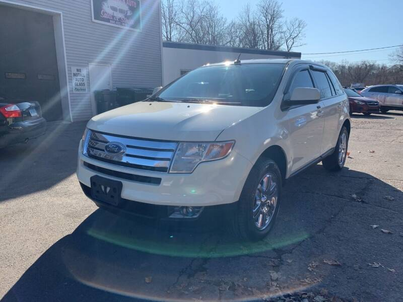 2007 Ford Edge for sale at Manchester Auto Sales in Manchester CT