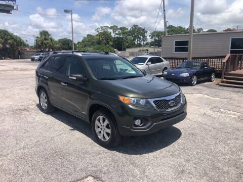 2012 Kia Sorento for sale at Friendly Finance Auto Sales in Port Richey FL
