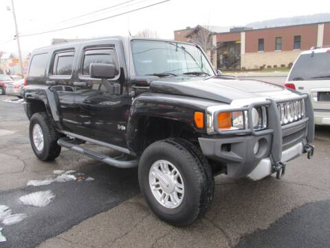 2009 HUMMER H3 for sale at Car Depot Auto Sales in Binghamton NY