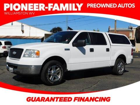 2006 Ford F-150 for sale at Pioneer Family preowned autos in Williamstown WV