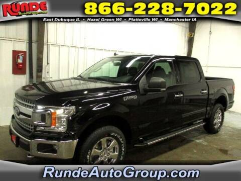 2019 Ford F-150 for sale at Runde Chevrolet in East Dubuque IL