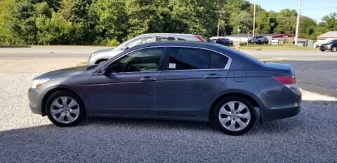 2010 Honda Accord for sale at DANVILLE AUTO SALES in Danville IN