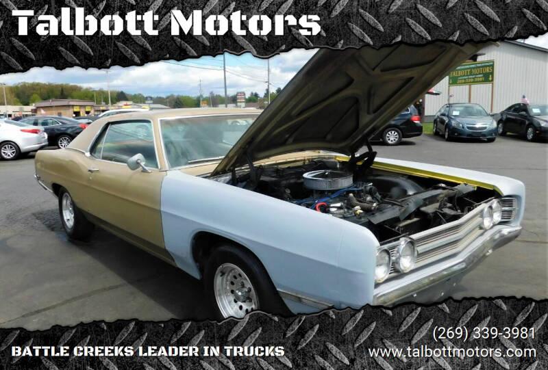 1969 Ford Galaxie 500 for sale in Battle Creek, MI