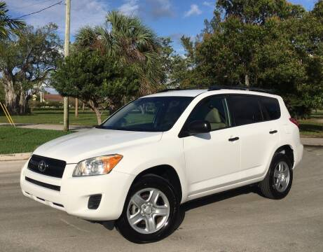 2011 Toyota RAV4 for sale at FIRST FLORIDA MOTOR SPORTS in Pompano Beach FL