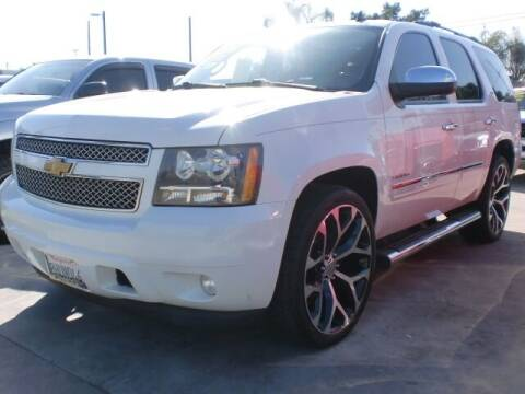 2012 Chevrolet Tahoe for sale at Williams Auto Mart Inc in Pacoima CA