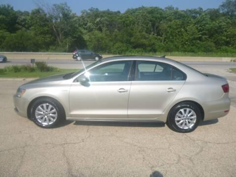 2013 Volkswagen Jetta for sale at NEW RIDE INC in Evanston IL