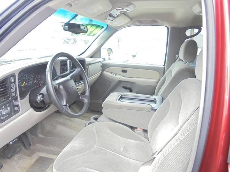 2001 GMC Yukon SLE 4WD 4dr SUV - Ramsey MN