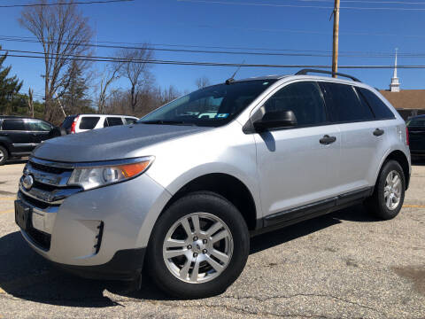 2011 Ford Edge for sale at J's Auto Exchange in Derry NH