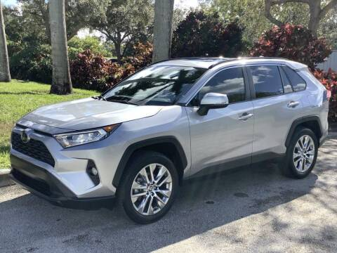 2020 Toyota RAV4 for sale at Sailfish Auto Group in Hollywood FL