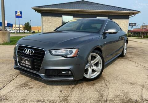 2014 Audi A5 for sale at Auto House of Bloomington in Bloomington IL