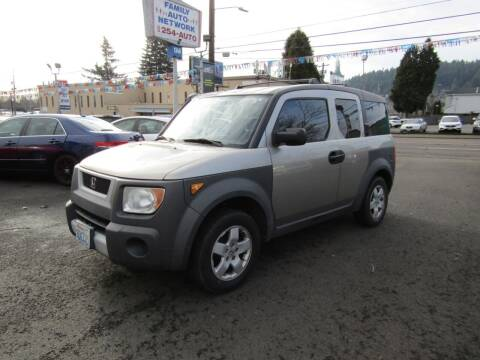 2003 Honda Element for sale at ARISTA CAR COMPANY LLC in Portland OR