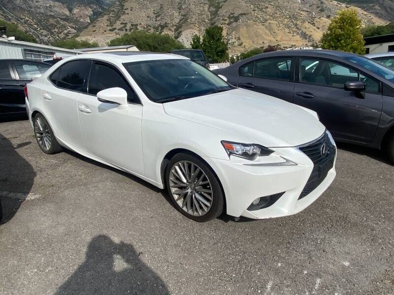 2014 Lexus IS 250 for sale at Select Auto Imports in Provo UT