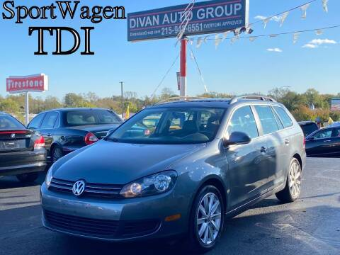 2011 Volkswagen Jetta for sale at Divan Auto Group in Feasterville PA