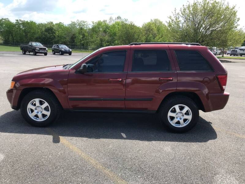 2008 Jeep Grand Cherokee for sale at Knoxville Wholesale in Knoxville TN
