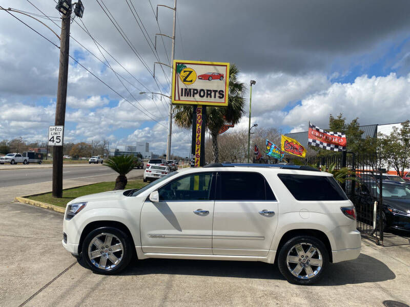 2014 GMC Acadia for sale at A to Z IMPORTS in Metairie LA