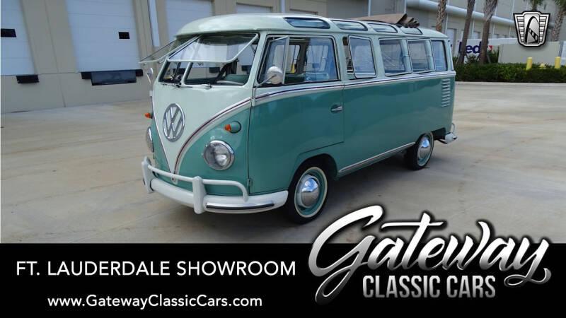 1961 Volkswagen Transporter II for sale in Coral Springs, FL