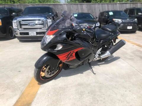 2018 Suzuki Hayabusa for sale at DYNAMIC AUTO GROUP in Houston TX
