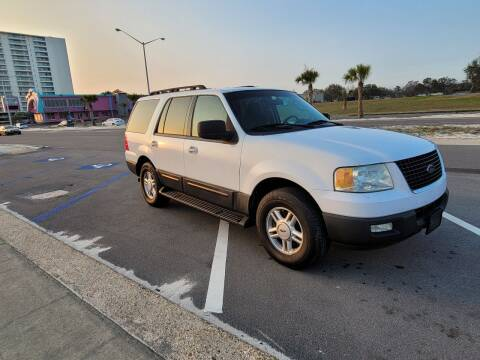 2005 Ford Expedition for sale at American Family Auto LLC in Bude MS