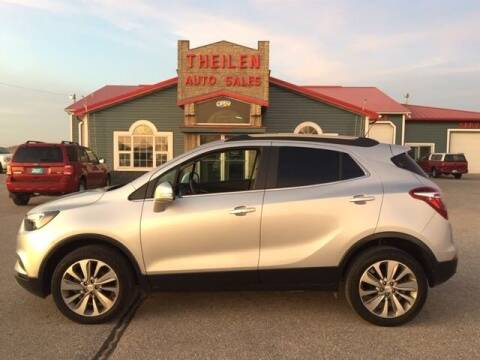2017 Buick Encore for sale at THEILEN AUTO SALES in Clear Lake IA