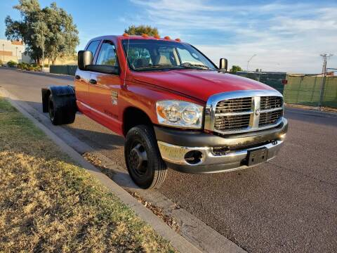 2007 Dodge Ram Chassis 3500 for sale at EXPRESS AUTO GROUP in Phoenix AZ
