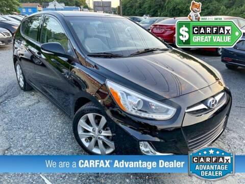 2014 Hyundai Accent for sale at High Rated Auto Company in Abingdon MD