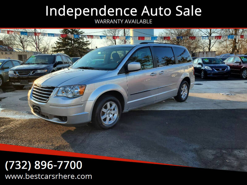 2010 Chrysler Town and Country for sale at Independence Auto Sale in Bordentown NJ