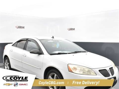 2009 Pontiac G6 for sale at COYLE GM - COYLE NISSAN - New Inventory in Clarksville IN