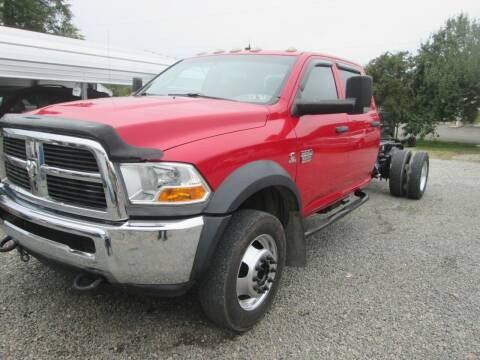 2012 RAM Ram Chassis 5500 for sale at Wally's Wholesale in Manakin Sabot VA
