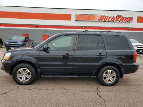 2003 Honda Pilot for sale at Dakota Auto Inc. in Dakota City NE