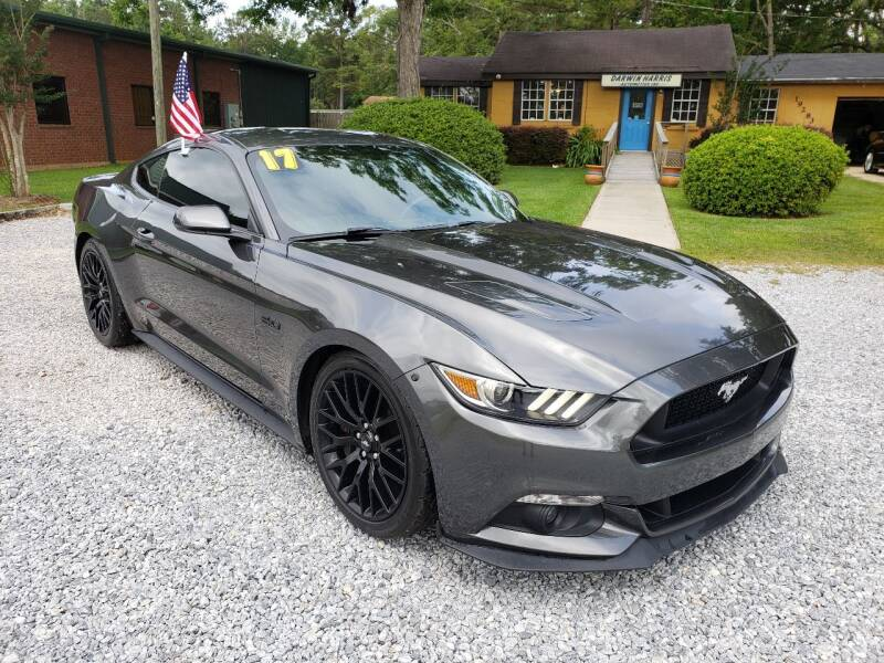 2017 Ford Mustang for sale at Darwin Harris Automotive in Fairhope AL