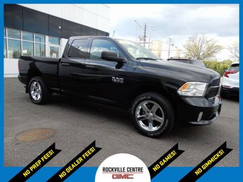 2018 RAM Ram Pickup 1500 for sale at Rockville Centre GMC in Rockville Centre NY