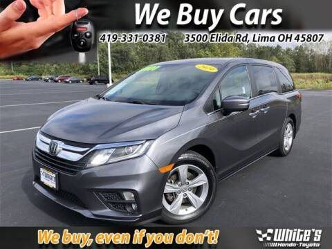 2019 Honda Odyssey for sale at White's Honda Toyota of Lima in Lima OH