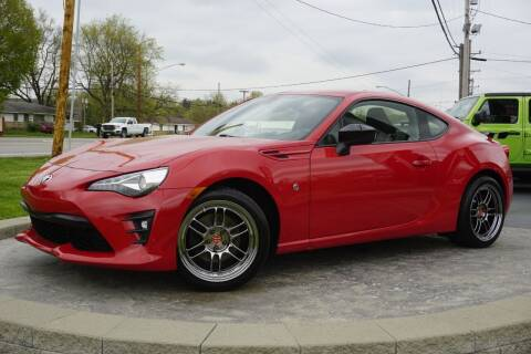 2018 Toyota 86 for sale at Platinum Motors LLC in Heath OH