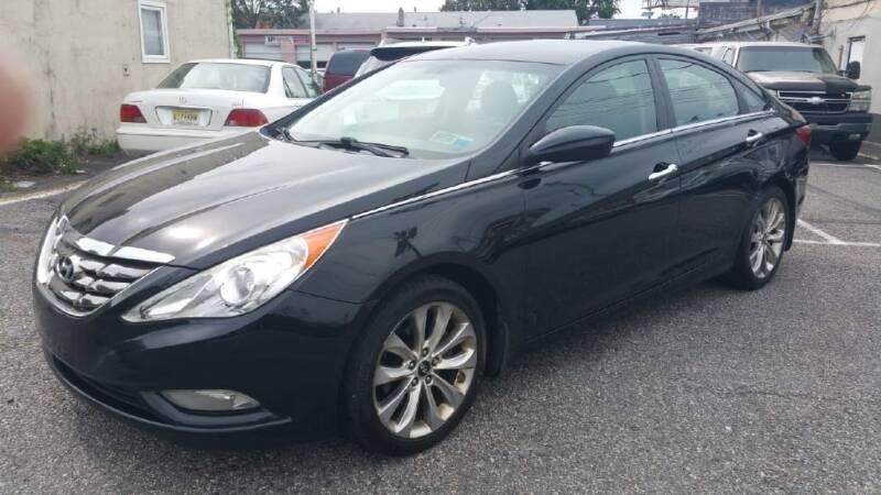 2011 Hyundai Sonata for sale at Millennium Auto Group in Lodi NJ