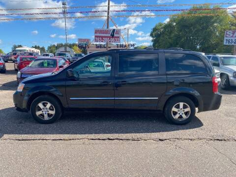 2009 Dodge Grand Caravan for sale at Affordable 4 All Auto Sales in Elk River MN