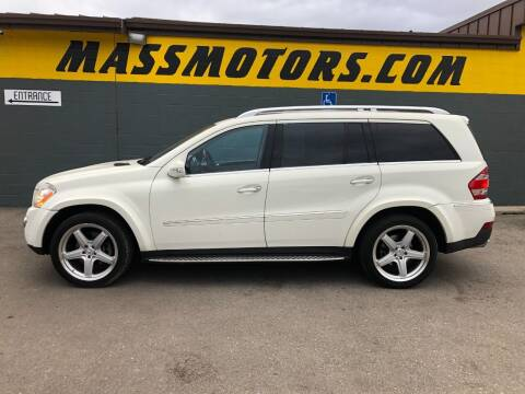 2008 Mercedes-Benz GL-Class for sale at M.A.S.S. Motors - Fairview in Boise ID