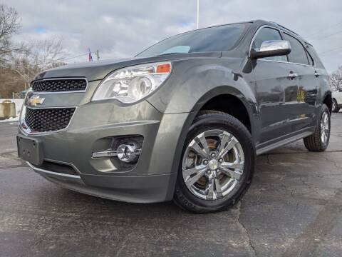 2013 Chevrolet Equinox for sale at West Point Auto Sales in Mattawan MI