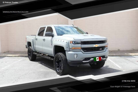 2018 Chevrolet Silverado 1500 for sale at El Patron Trucks in Norcross GA
