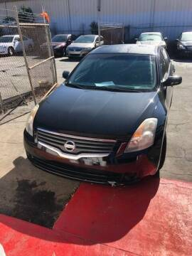 2008 Nissan Altima for sale at LAKE CITY AUTO SALES - Jonesboro in Morrow GA