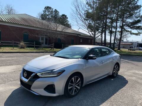 2020 Nissan Maxima for sale at Auddie Brown Auto Sales in Kingstree SC