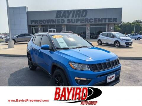 2018 Jeep Compass for sale at Bayird Truck Center in Paragould AR